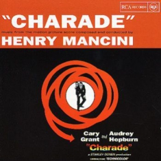 Mancini Henry - Charade (Red Vinyl)