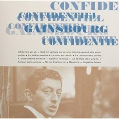 Gainsbourg serge - Confidentiel