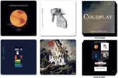 Coldplay - Coaster 4 set