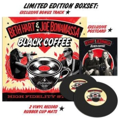 Beth Hart & Joe Bonamassa - Black Coffee (Cd Ltd.)