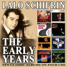 Lalo Schifrin - Early Years The (4 Cd)