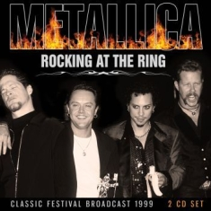 Metallica - Rocking At The Ring (2 Cd) Live 199