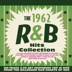 Blandade Artister - 1962 R&B Hits Collection