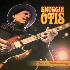 Otis Shuggie - Live In Williamsburg