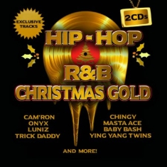 Blandade Artister - Hip Hop & R&B Christmas Gold