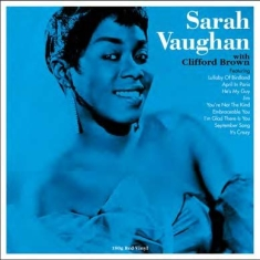 Sarah Vaughan - Sarah With Clifford Brown