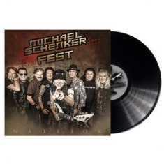 Michael Schenker Fest - Warrior (10