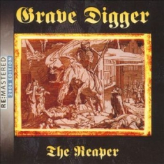 Grave Digger - The Reaper-Remastered 2006 (Import)