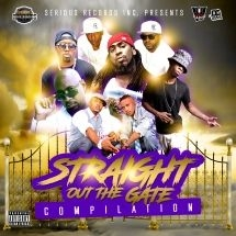 Blandade Artister - Straight Out The Gate Compilation A