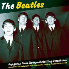 Beatles - Pop Group From L'pool Visiting Stoc