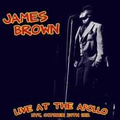 Brown James - Live At The Apollo: Nyc, Oct 24 '62