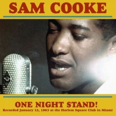 Cooke Sam - One Night Stand! At The Harlem Squa