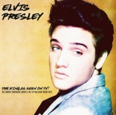 Presley Elvis - The King As Seen On Tv!