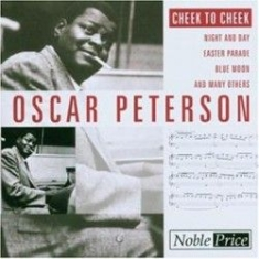 Peterson Oscar - Cheek To Cheek
