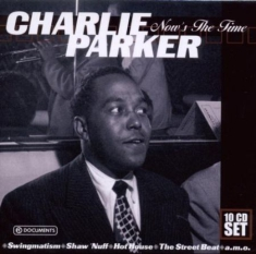 Parker Charlie - Now's The Time