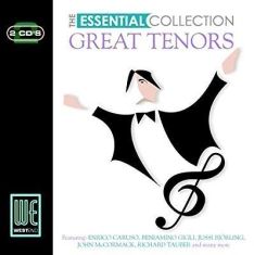 Blandade Artister - Essential Collection - Great Tenors