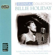 Holiday Billie - Essential Collection
