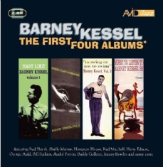 Kessel Barney - First Four Albums