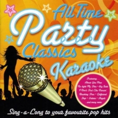 Blandade Artister - All Time Party Classics Karaoke