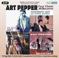 Art Pepper - Four Classic Albums