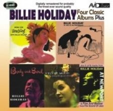 Holiday Billie - Four Classic Albums