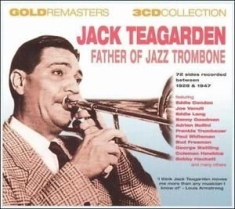 Teagarden Jack - Father Of Jazz Trombone