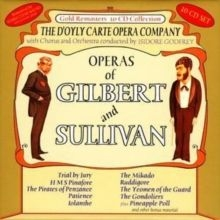 D'oyle Carte Opera Company - Operas Of Gilbert And Sullivan