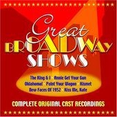 Great Broadway Shows - Original Cast Recordings