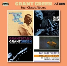 Green Grant - Four Classic Albums