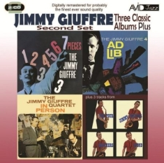 Giuffre Jimmy - Three Classic Albums