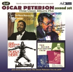 Peterson Oscar - Three Classic Albums