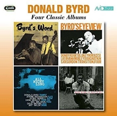 Byrd Donald - Four Classic Albums