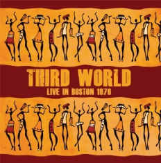 Third World - Live In Boston 1976 (Fm)