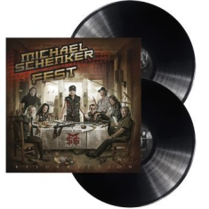Michael Schenker Fest - Resurrection ( 2 Lp Black)