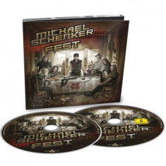 Michael Schenker Fest - Resurrection (Cd+Dvd Digipak)