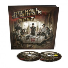 Michael Schenker Fest - Resurrection (Cd+Dvd Earbook)