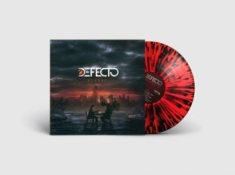 Defecto - Nemesis - Lp - Splatter Red/Black