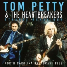 Tom Petty - Strange Behaviour (Broadcast 1989)