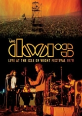 Doors - Live At Isle Of Wight 1970 (Dvd)