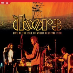 Doors - Live At Isle Of Wight 1970 (Dvd+Cd)