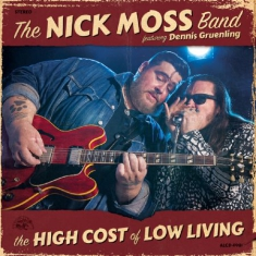 Moss Nick - High Cost Of Living