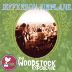 Jefferson Airplane - The Woodstock Experience 2Cd Import