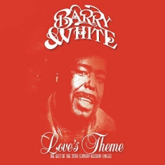 Barry White - Love's Theme: Best Of Singles