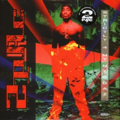 2Pac - Strictly 4 My N.I.G.G.A.Z. (2Lp)