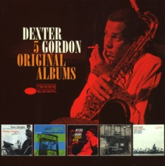 GORDON DEXTER - 5 Original Albums