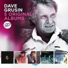 Grusin Dave - 5 Original Albums (Import)