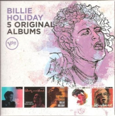 Holiday Billie - 5 Original Albums (Import)