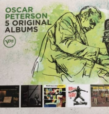 Peterson Oscar - 5 Original Albums (Import)