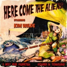 Kim Wilde - Here Come The Aliens (Box Set Cd +