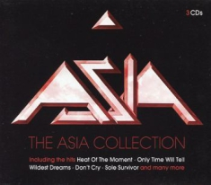Asia - Asia Collection 3Cd (Import)